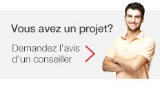 Vous avez un projet?