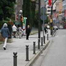 Borne Via Trajana