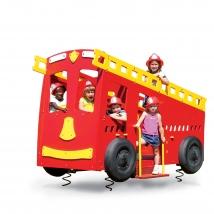 Freddy le camion de pompier