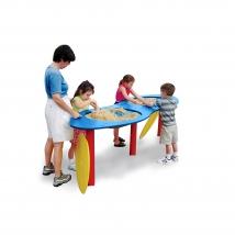 Table pour sable et eau