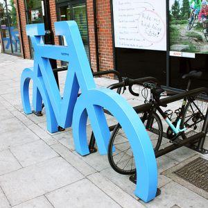 Supports à vélos & stations de réparations