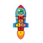 Marelle fusée