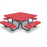 Table de pique-nique pour tout-petits