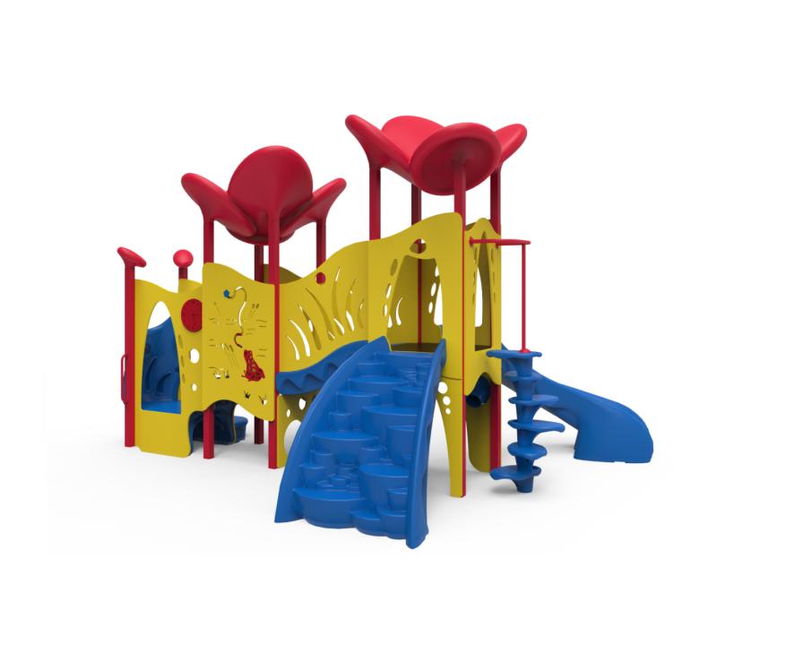 Fun Center, design #6