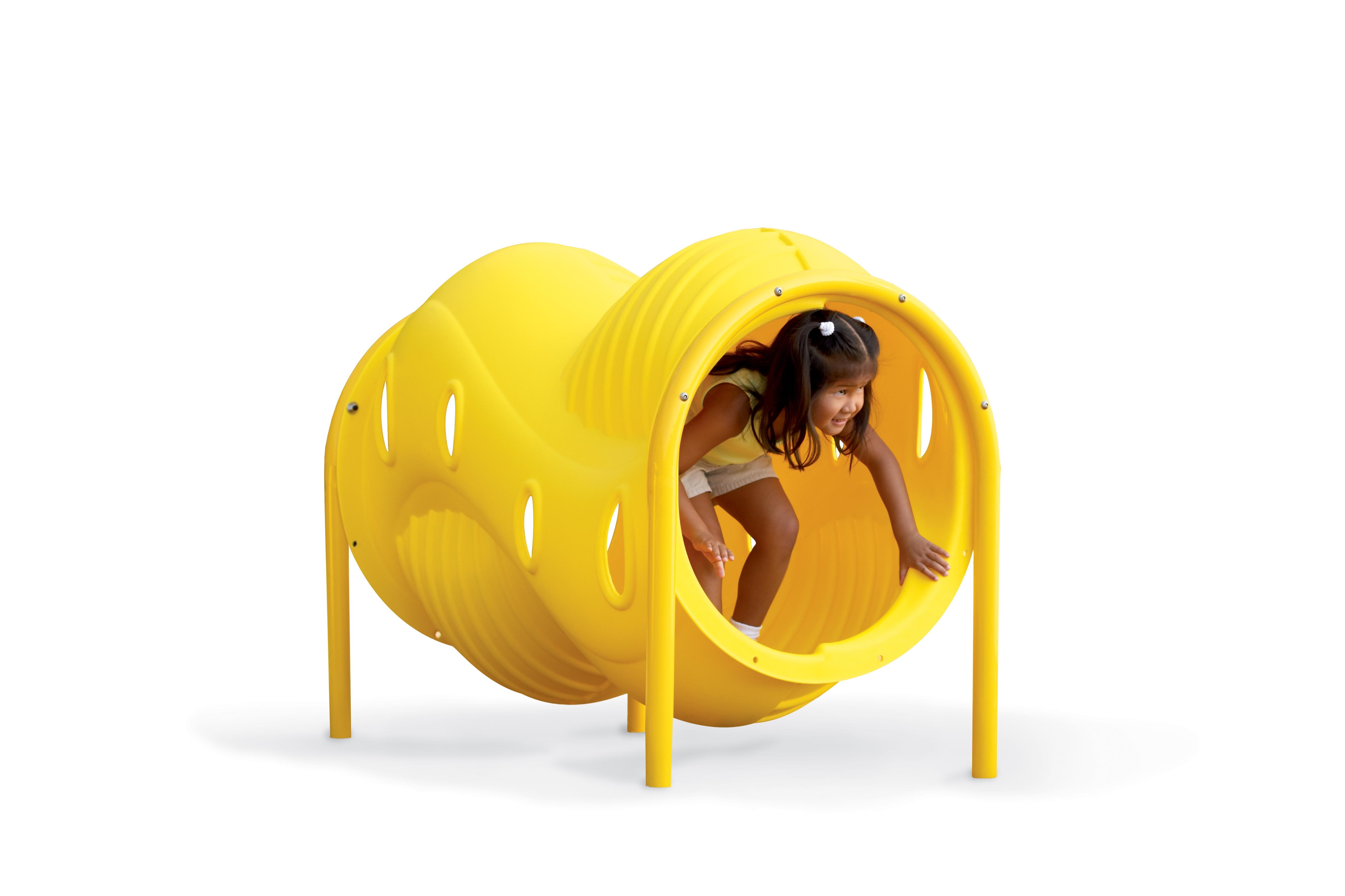 Tunnel à ramper indépendant