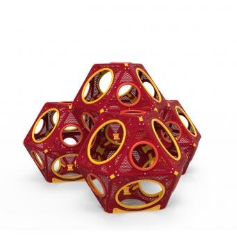 Quatre playcube