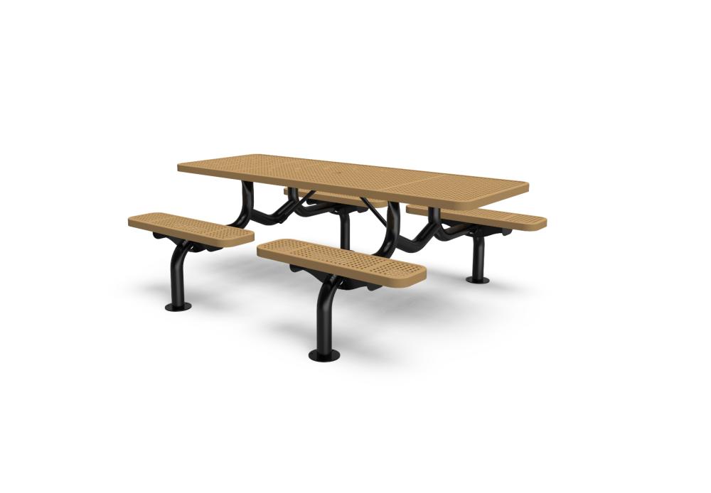 Table avec sièges