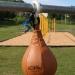 Structure de ballon-poing