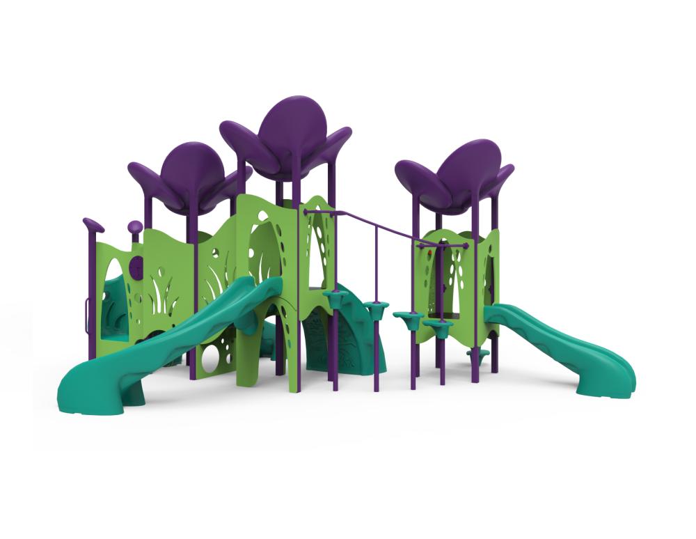 Fun Center, design #7
