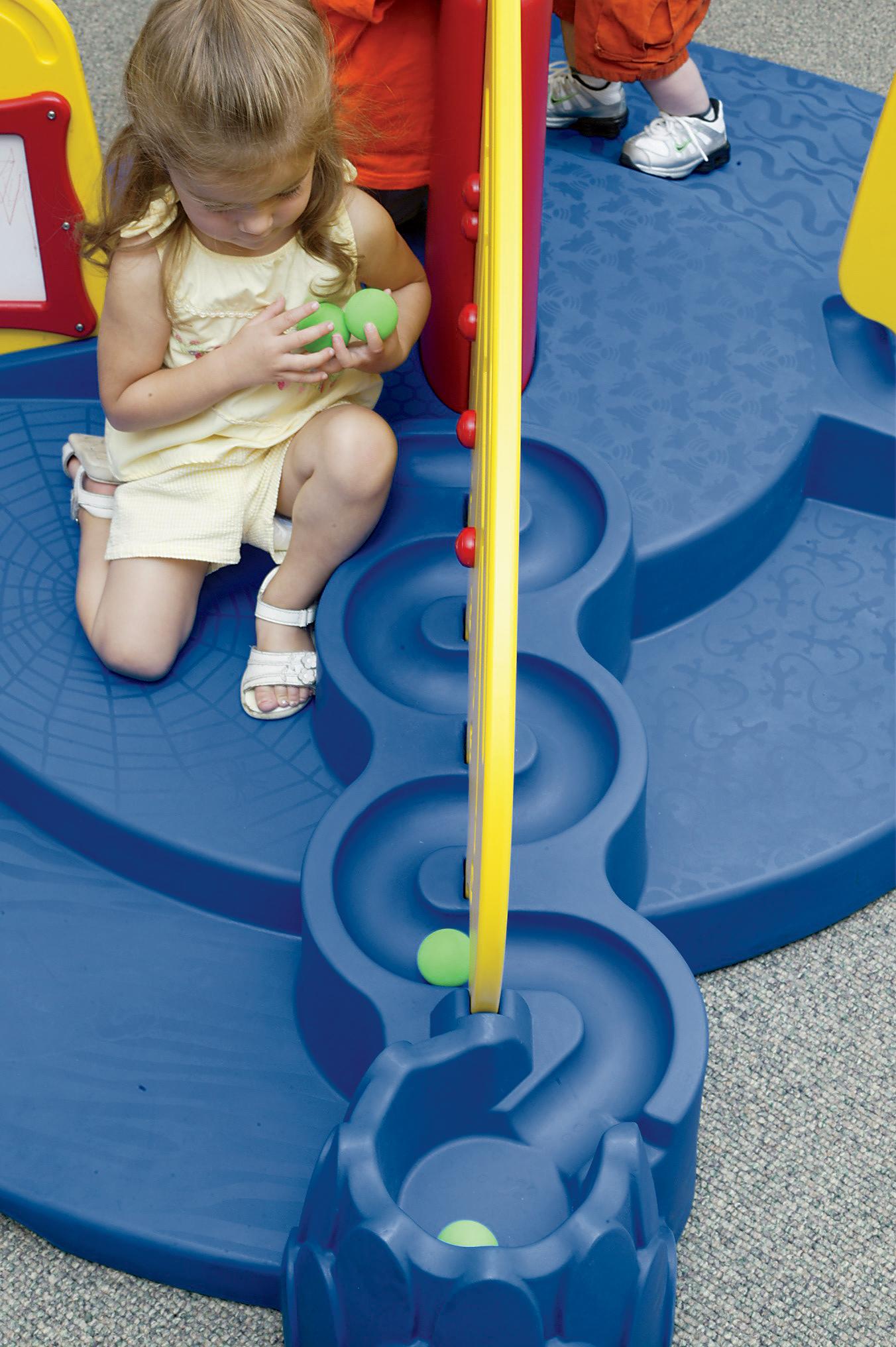 Centre ludique pour enfants en bas âge