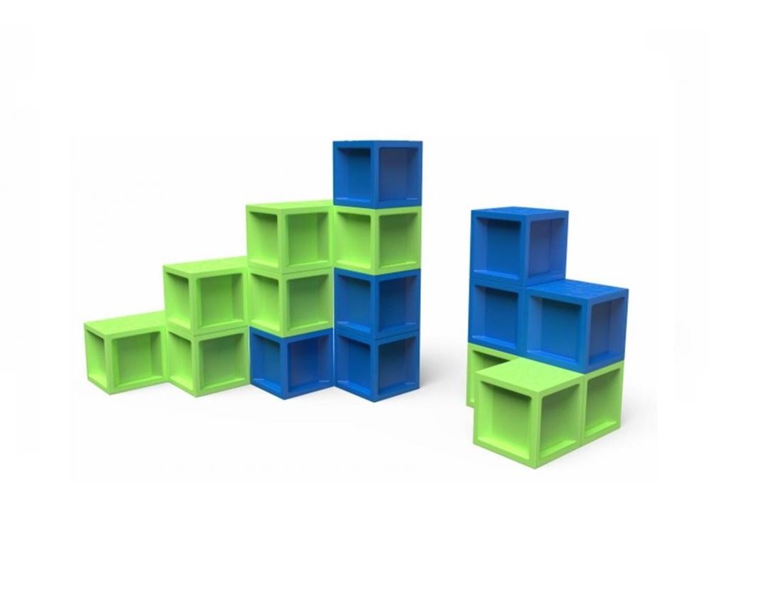 Cubes à grimper
