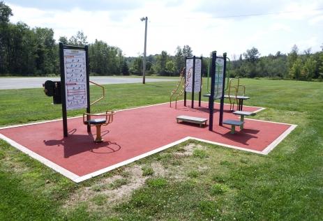 Parc Multisports, Lac-Brome