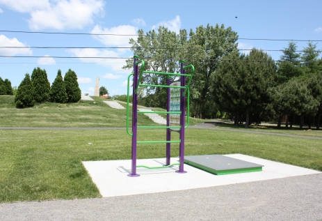 Parc François-Vaillancourt, Arr. Rivière-des-Prairies-Pointe-aux-Trembles, Montréal
