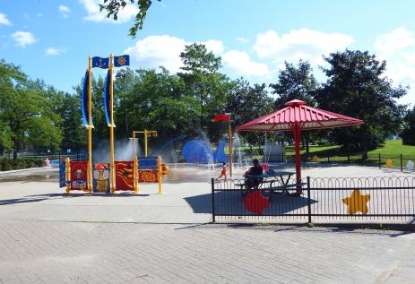 Parc Ferland, Arr. St-Léonard, Montréal