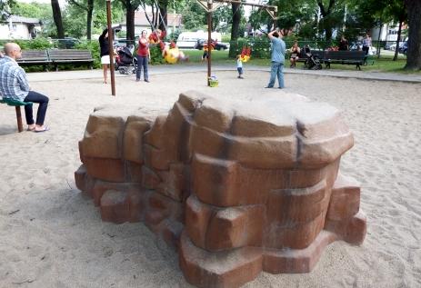 Parc Nicolas-Tillemon, Arr. Vileray - St-Michel - Parc-Extension, Montréal