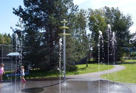 Parc la Chanterelle, Québec