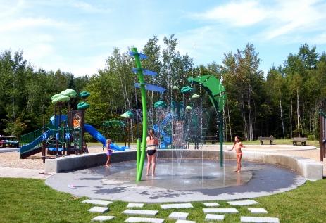 Parc de l'Épilobe, Arr. Haute-St-Charles, Québec