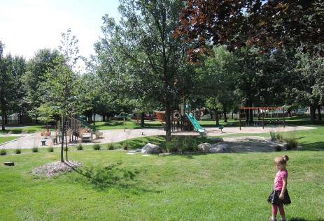 Parc des Sureaux, Arr. Charlesbourg, Québec