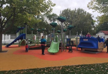 Parc Pie-XII, Trois-Rivières