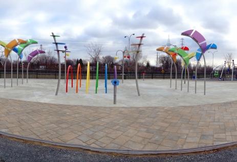 Parc Dollard-St-Laurent, Arr. Lasalle, Montréal