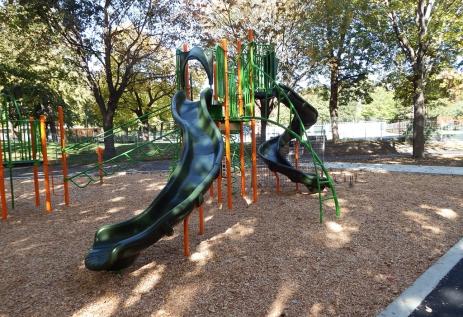 Parc Ignace-Bourget, Arr. Sud-Ouest, Montréal