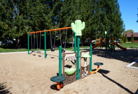 Parc Malraux, Arr. Ste-Foy-Sillery-Cap-Rouge, Québec