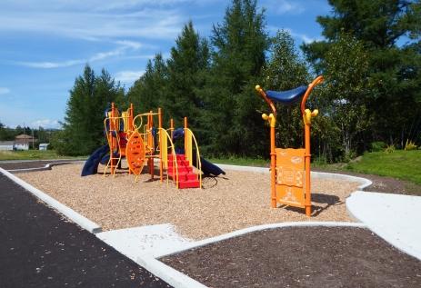 Parc Gaudias-Villeneuve, Arr. Charlesbourg, Québec