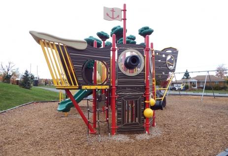Parc du Réservoir Baudet, Victoriaville