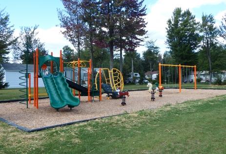 Parc des Goélands, Drummonville