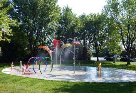 Parc Gaspard-Boucault, Beloeil