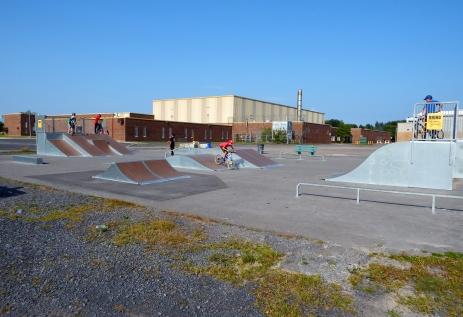 Parc Multisports Bleury, St-Jean-sur-Richelieu