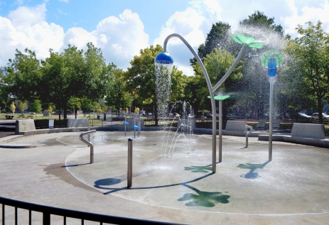 Parc Normanville, Arr. Villeray-St-Michel-Parc-Extension, Montréal