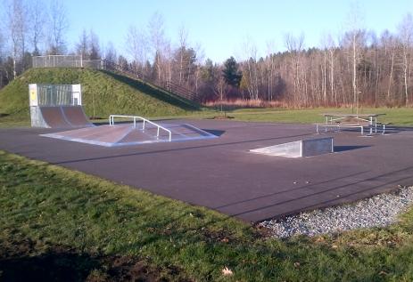 Parc Jules-Richard, Sherbrooke
