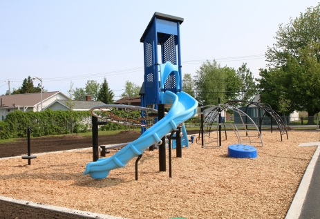 Parc Viger, Longueuil (5 à 12 ans)