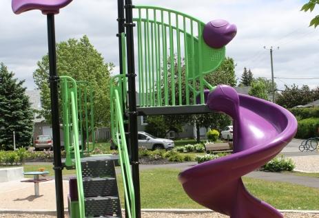 Parc Montreuil, Saint-Constant (18 mois à 5 ans)