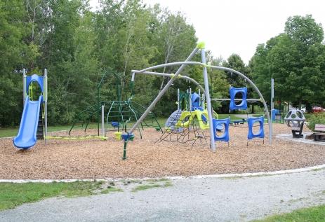 Parc Jean-Bosco, Sherbrooke