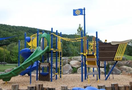 Parc de la Rivière, North Hatley
